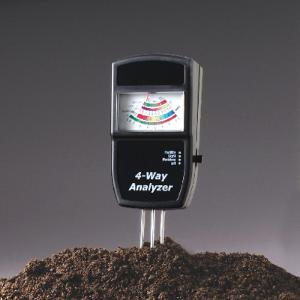 Four-Way Soil Analyzer