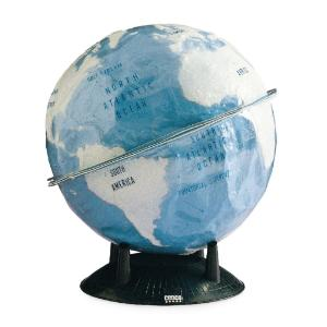 Hydrographic Relief Globe
