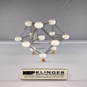 Magnesium Crystal Model