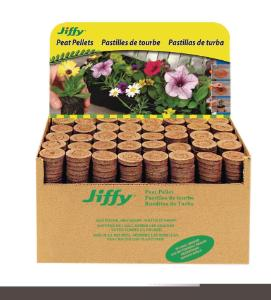 Jiffy Peat Pellets, 36 mm, Plantation Products
