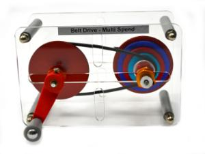 Multispeed Belt Drive