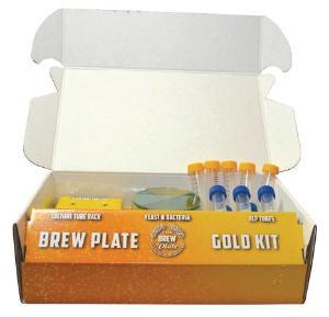 The Brew Plate™ Microbe Testing Kits, Bioplast Manufacturing