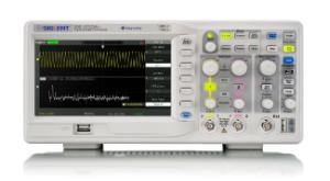 100MHz 2-Ch Digital Oscilloscope