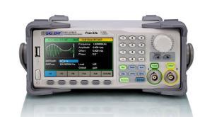 40MHz Function/Arbitrary Waveform Generator