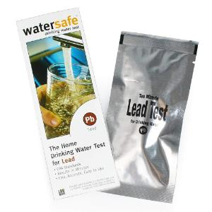 Watersafe Lead in Drinking Water Test
