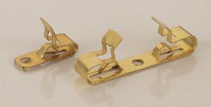 Fahnestock Clip Connectors