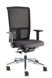 VWR® Contour™ Mesh Back Office Chair