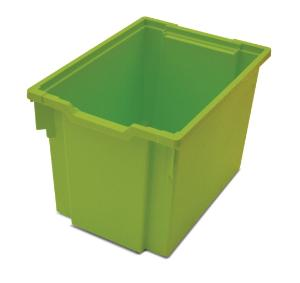 Jumbo (F3) Storage Tray in Jolly Green