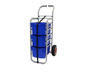 Gratnells Rover All Terrain Cart 3 Extra Deep Trays - 470316-524