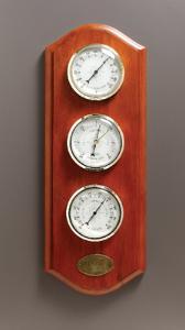 Traditional Indoor Weather Center