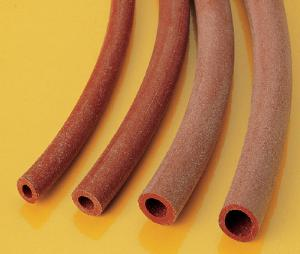 Medium Wall Red Rubber Tubing Assortment, Machine Made