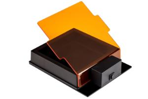 470230-582 - Orange Viewing Cover (base not included)