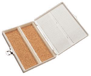 Plastic Slide Box, 100 Slides