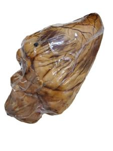 Formaldehyde free cow heart