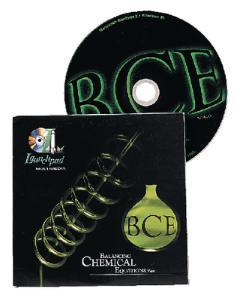 Balancing Chemical Equations v.4.0 CD-ROM
