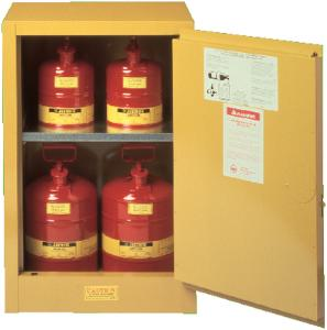 Justrite® Sure-Grip® EX Compac Flammable Safety Cabinet