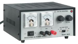 Laboratory Regulated Power Supply