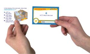 Knowledge Cards For Fast Review