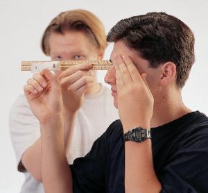 Human Senses Experiment Kit
