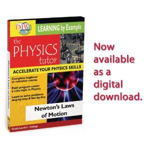 Physics Tutor: Newton's Laws Of Motion