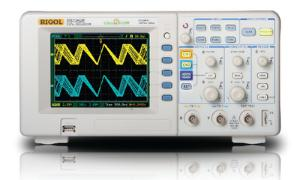 50 MHz 2-Channel Digital Oscilloscope