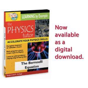 Physics Tutor: Bernoulli Equation