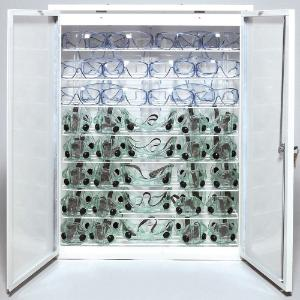 Germicidal cabinet