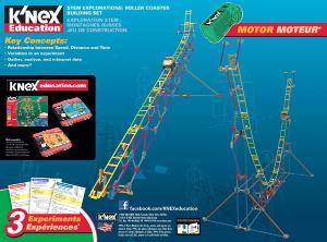 STEM Explorations: RollerCoaster