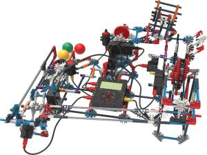 Robotics Building System