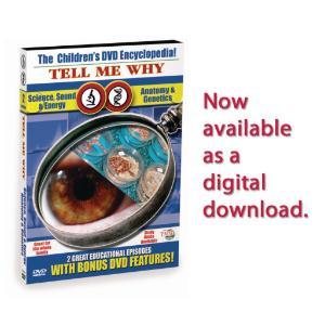 Tell Me Why: Science, Sound & Energy / Anatomy & Genetics