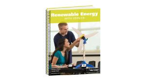 Renewable Energy with Vernier Lab Book
