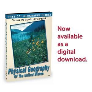 Physical Geography Of The United States