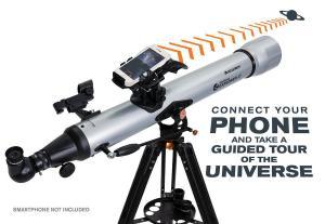 StarSense Explorer™ LT 80AZ refractor telescope