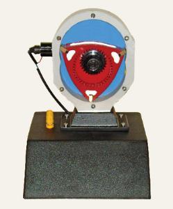 Rotary Engine Model