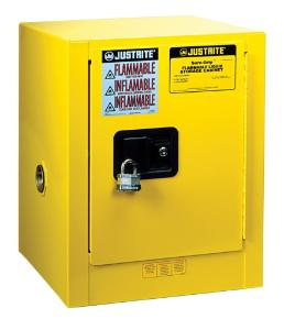Sure-Grip® EX Safety Cabinets for Flammable Materials, Justrite®