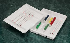 Thermometer/Pipet Tray
