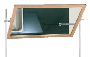 Mirror And Marker Board Combination