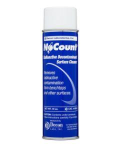 NoCount® Radioactive Decontaminant Spray Foam, Decon Labs