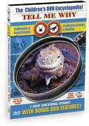 Video DVD tmwanimal arachnid prehistoric