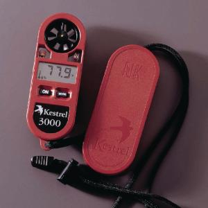 Kestrel 3000 Pocket Wind/Weather/Hydrometer