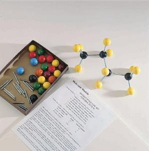 Introductory Molecular Model Set