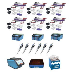 Classroom PCR labstation