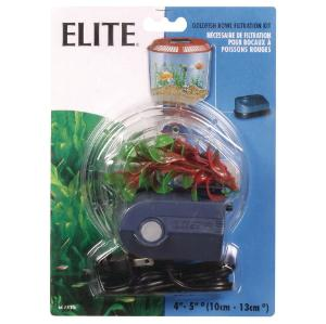 Elite Goldfish Bowl Accessory Kit