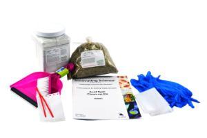 Acid spill clean up kit