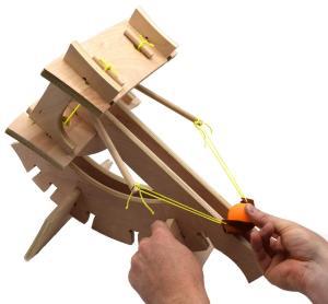 Garage physics ballista kit