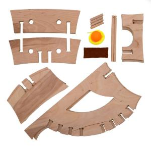 Garage physics ballista kit parts