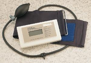 Digital Blood Pressure/Pulse Monitor