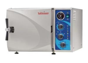 Tuttnauer™ Model 1730M or 2340M - Manual autoclaves