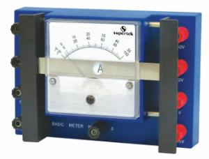 Multirange Electrical Meter