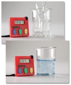 An Alternative Iodine Clock Reaction